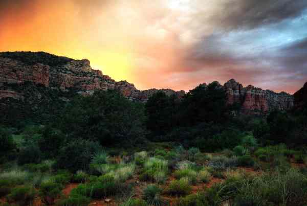 Sedona is beautiful