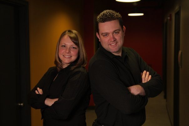 April Hannah and Michael Habernig of the Path Documentary Series