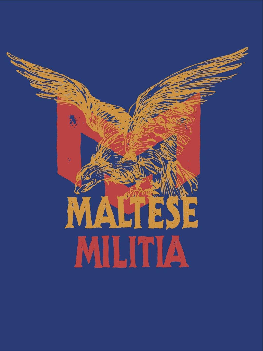 Maltese Militia Shirt Design by Jeff Finlley