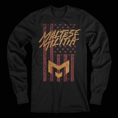 Maltese Militia Shirt Design