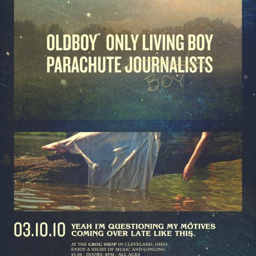 Parachute Journalists - Questioning