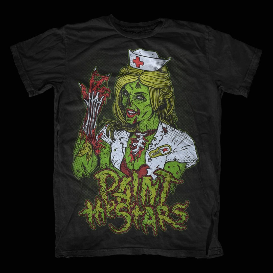 Paint the Stars – Zombie Nurse