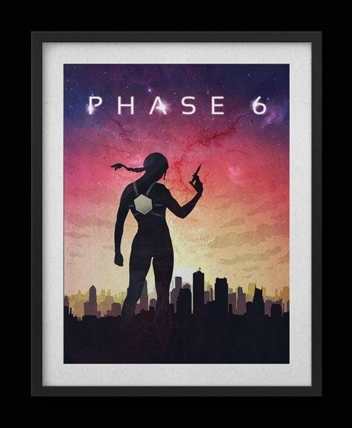 Phase 6 – Movie Poster Design