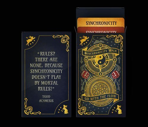 Synchronicity Walk Card Deck