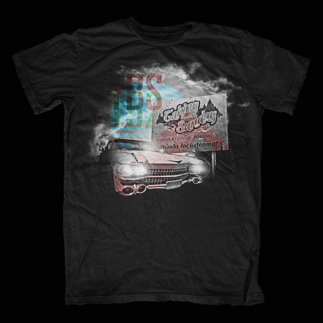 Taking Back Sunday – T-Shirt Design