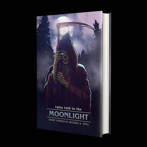 Tales Told in the Moonlight Book Cover