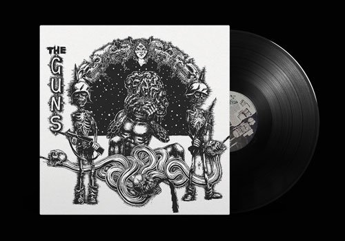 The Guns – Double LP