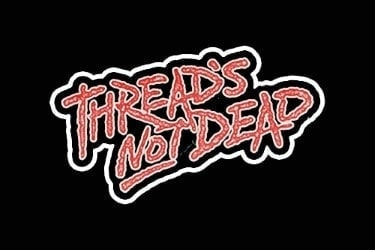 Thread's Not Dead Book