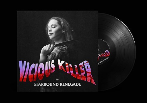 Starbound Renegade – Vicious Killer Cover Art