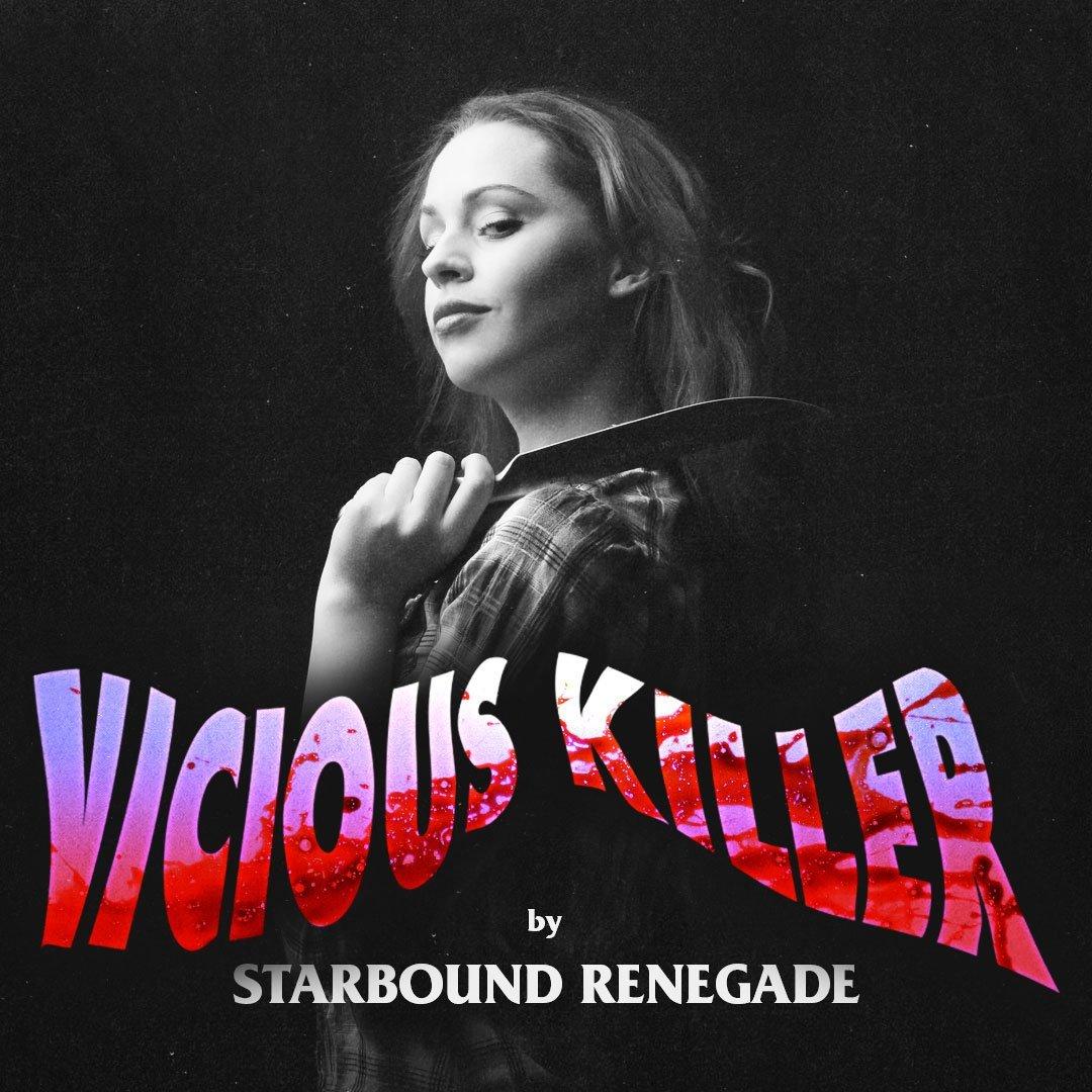Vicious Killer art by Jeff Finley