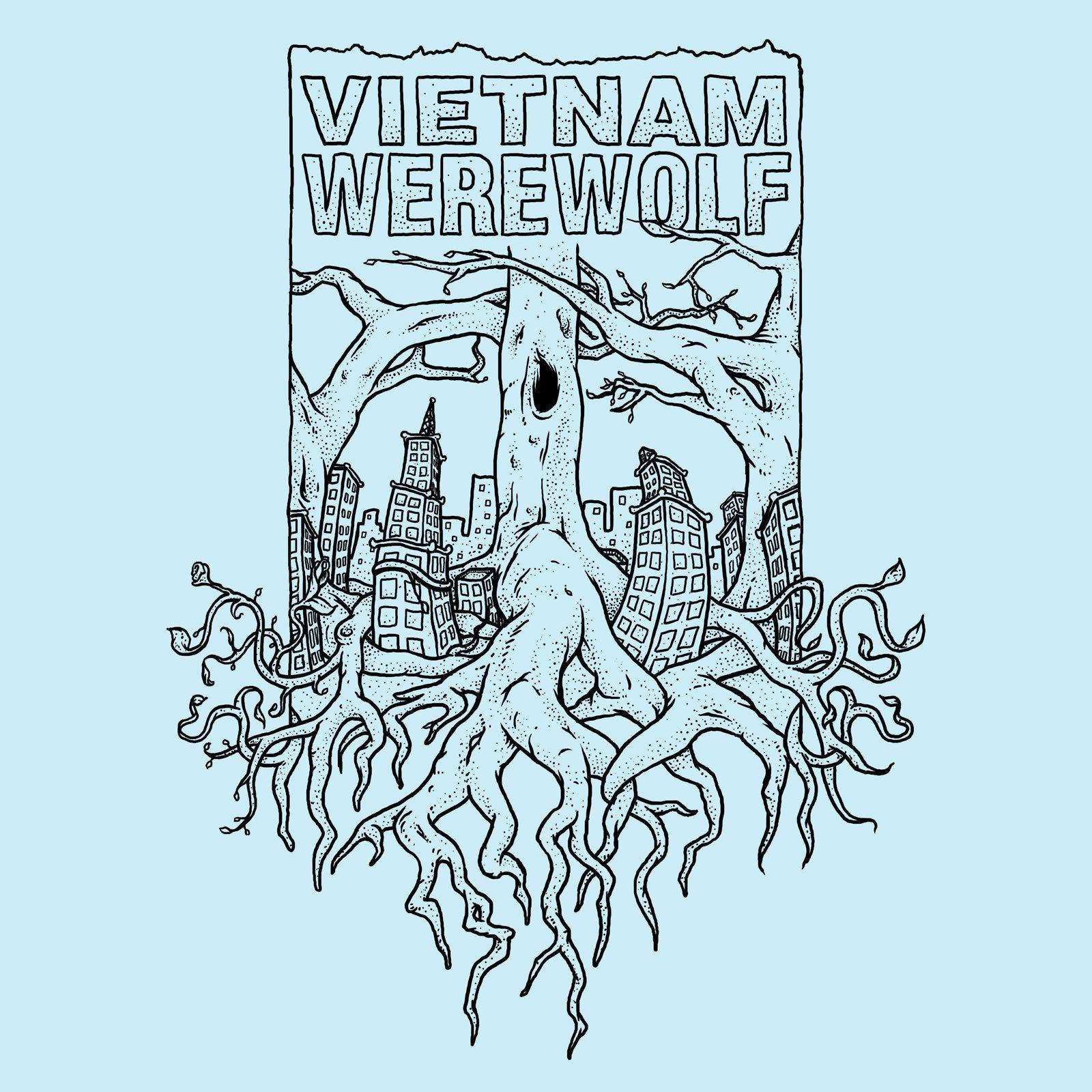 Vietnam Werewolf