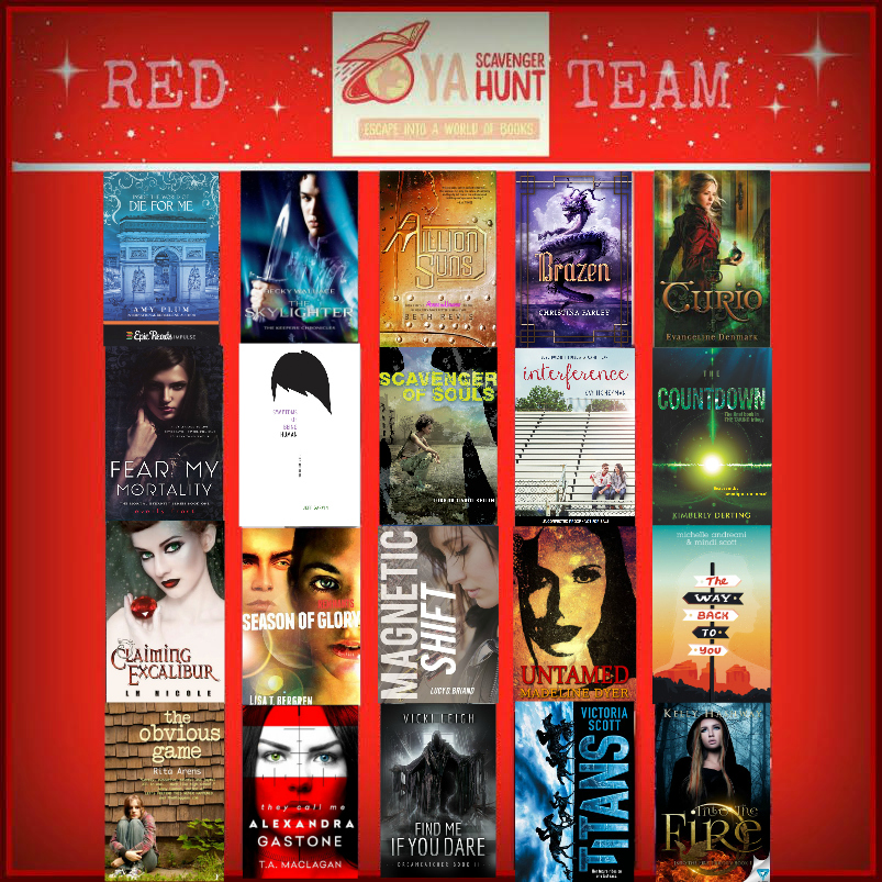YASH RED TEAM SPRING 2016
