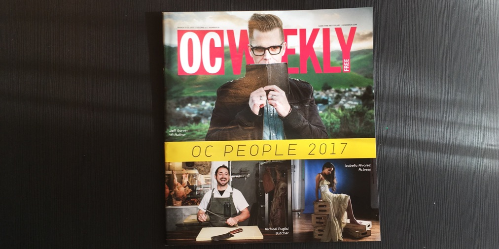 OC Weekly People 2017 Cover
