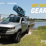 Testing Out A Colorado Zr2 With Gearon Accessories Jeff Gordon Chevrolet Blog