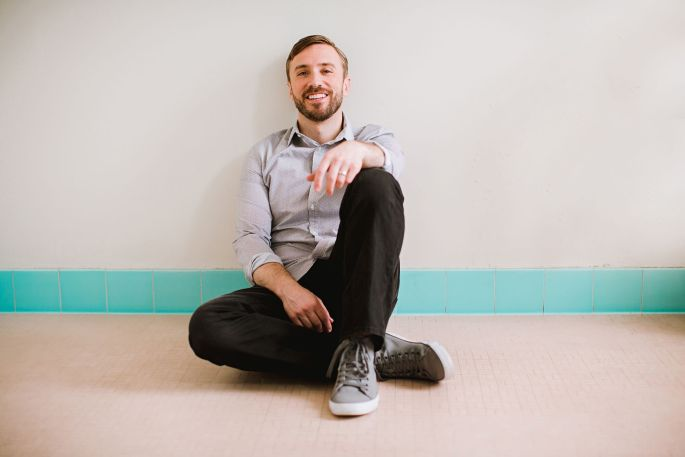Peter Hollens - singer, entrepreneur, youtuber