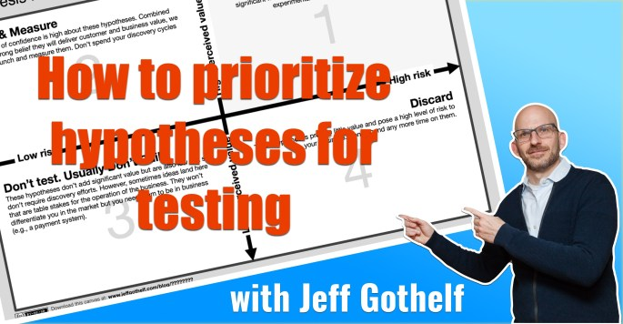 How to prioritize hypotheses for testing