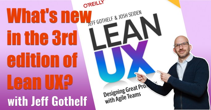 cover image of jeff and lean ux 3rd edition book cover