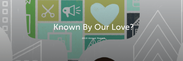 Known By our Love? | 2019 DIFW Annual Report