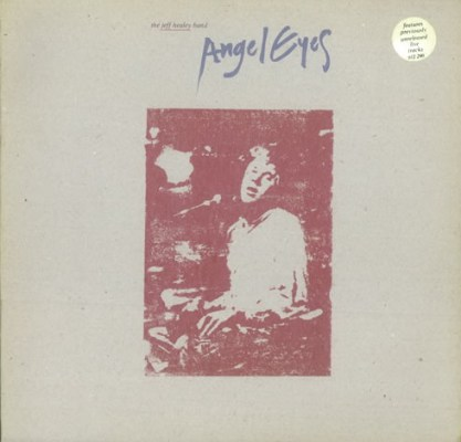 "Angel Eyes - 10"" EP - front"