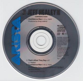 Confidence Man - CD single - CD