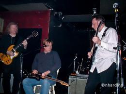 May 2003 with guest, David Gogo  © Nick-Harding