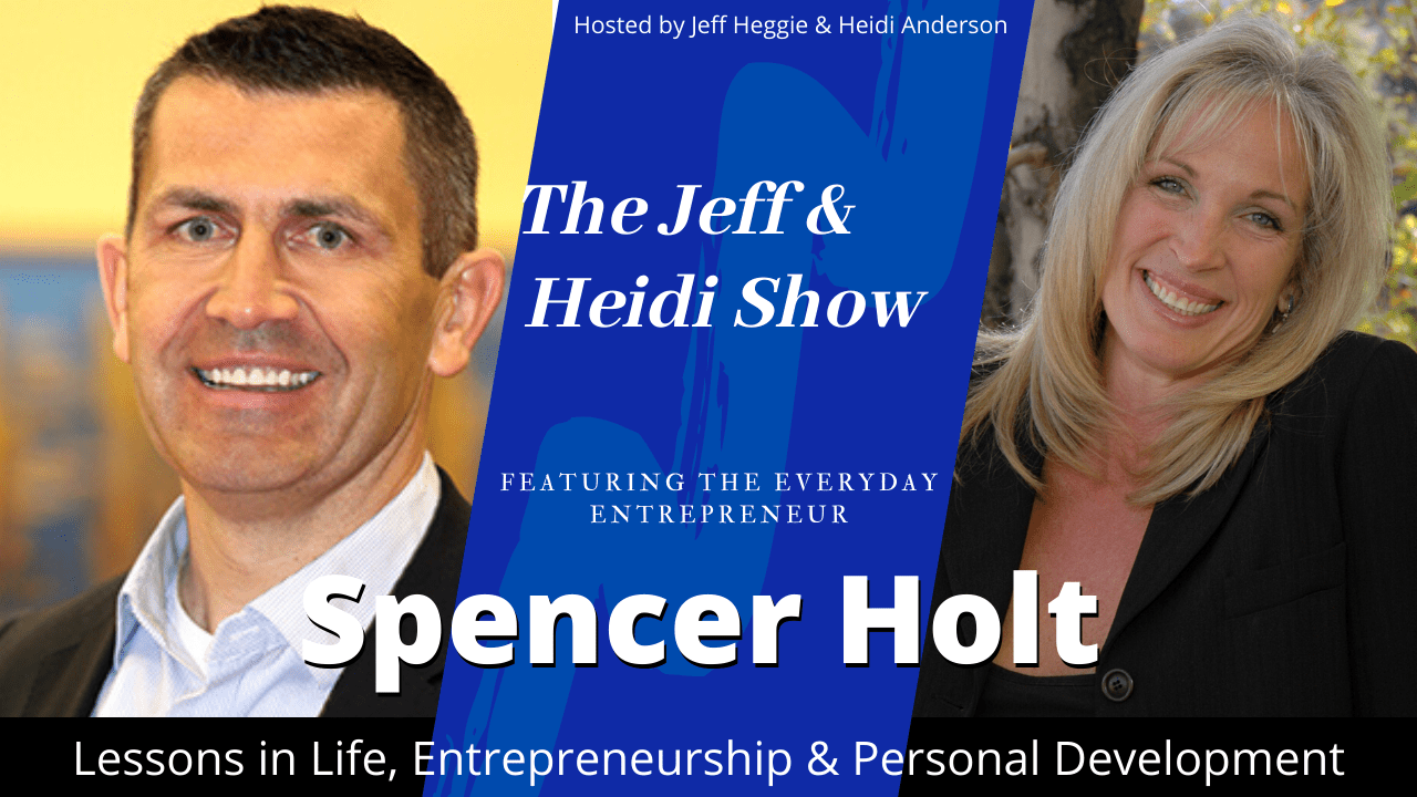 Jeff & Heidi Show Podcast with Spencer Holt