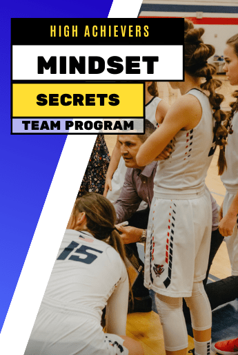 Jeff Heggie High Achievers Mindset Secrets for Teams - This team program is perfect for executive teams, athletic teams, sales teams and more