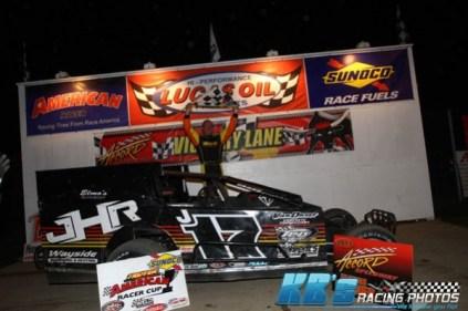 Jeff Heotzler Racing J17