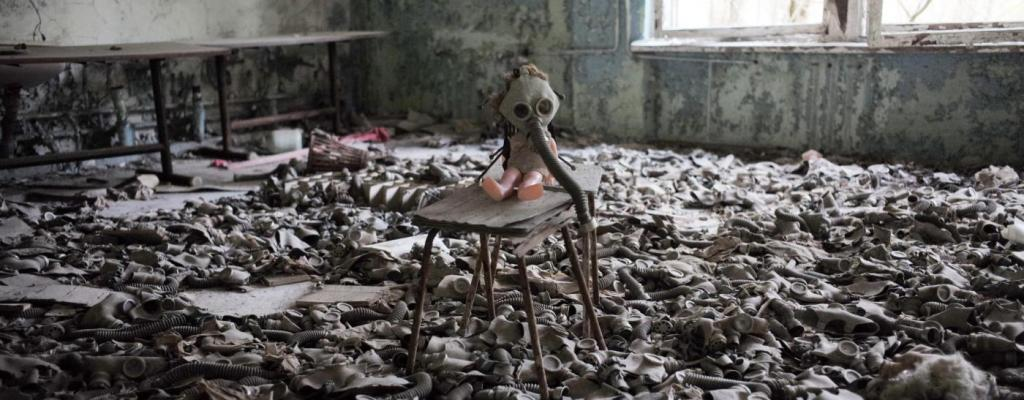 Adventures in Chernobyl