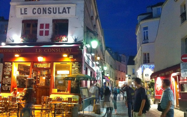 Day 8 in Paris: Montmarte