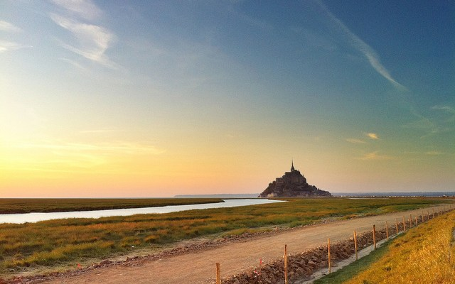 France, Day 11: A Trip to Mont Saint-Michel