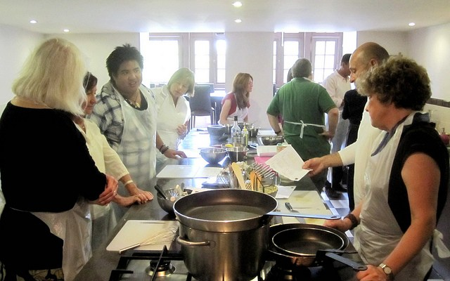 Day 15 in Paris: Cooking Class