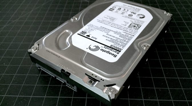 Seagate HDD Quality