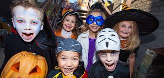 Downtown Summerlin's Treat Street – a great safe place to take the kids on Halloween