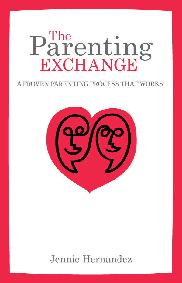 The Parenting Exchange Book cover
