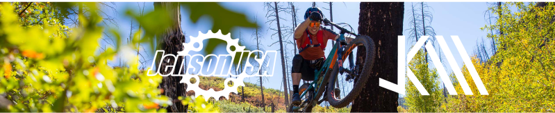 Banner ad for Jeff Kendall-Weed and Jenson USA collaboration