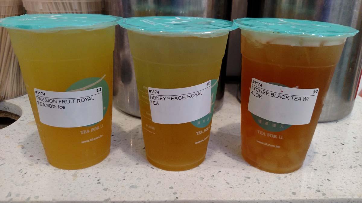 T4 Tea for U – Jeff\'s Food Travels