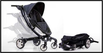4 Moms Origami Baby Stroller