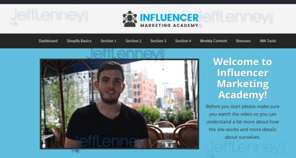 Influencer Marketing Academy Review