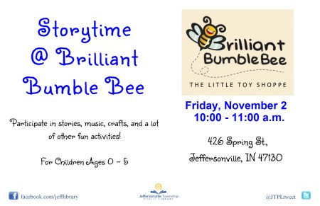 ST @ Brilliant Bumble Bee
