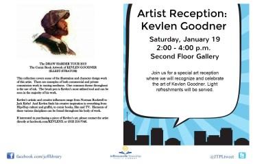 Artist Reception