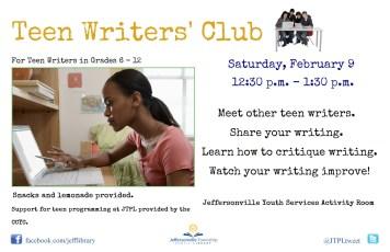 Teen Writers_ Club