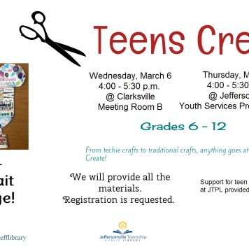 Teens Create