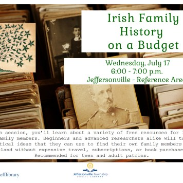 Irish Family History
