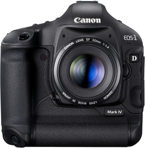 Comparing the Canon 1D Mark IV, 5D Mark II and 7D