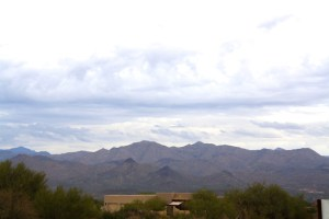 north scottsdale desert home view 4 peaks,4 peaks view north scottsdale home
