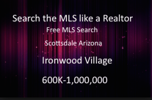 ironwood village realtor mls homes scottsdale arizona,ironwood village mls homes scottsdale arizona