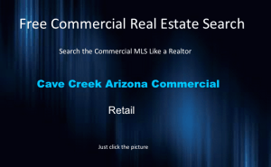 commercial retail space cave creek az