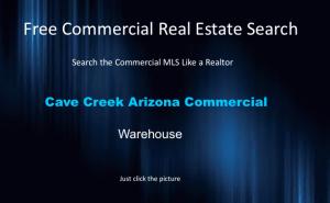 Cave Creek AZ Warehouse