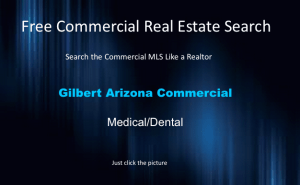 gilbert arizona medical dental office space